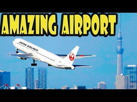 Tokyo Haneda Airport: 10 Cool Things About Haneda