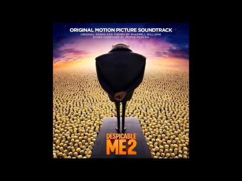 Free Download Despicable Me 2 Soundtrack - Just A Cloud Away - Pharrell Williams Mp3 dan Mp4