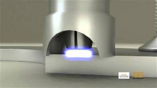 Stud Welding Animation Video Showing Capacitor Discharge, Drawn Arc, Short Cycle  Processes.