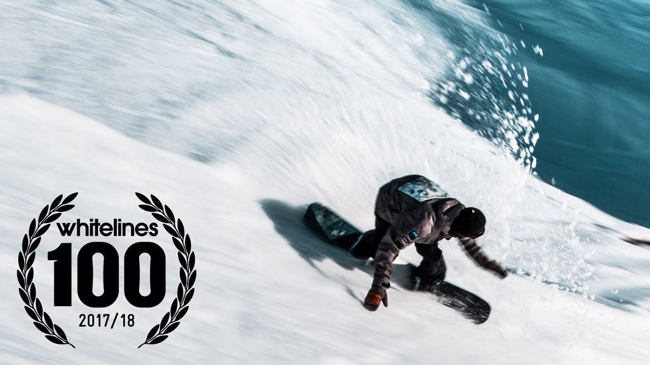 whiteline snowboarding