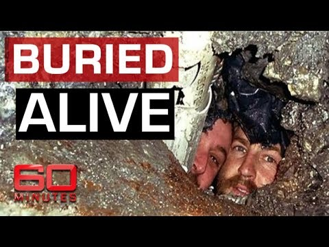 Miners trapped underground for two weeks | 60 Minutes Australia