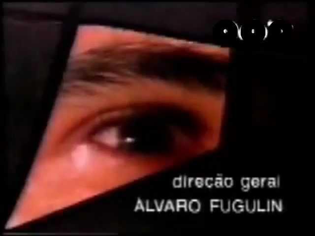 Andréa Richa - Abertura da Minissérie ''Na Rede de Intrigas'' - TV Manchete 1991