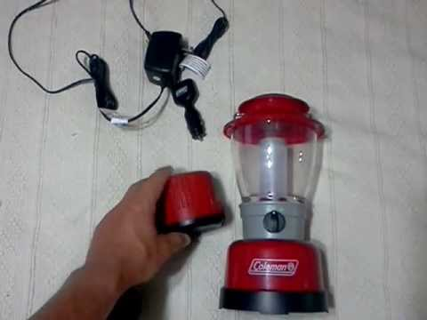 Review: Coleman 4D CPX 6 Classic LED Lantern and CPX Rechargeable Power  Cartridge