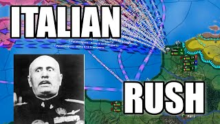 Italian Rush takes over the world
