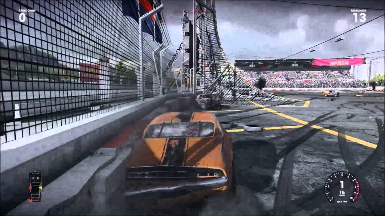 next car game 24 car demolition derby youtube. Black Bedroom Furniture Sets. Home Design Ideas