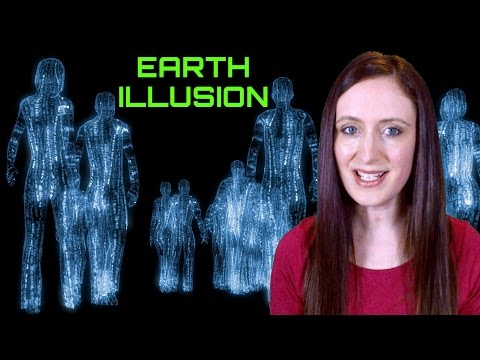 Reality is an Illusion Life a Hologram & How to See Through It