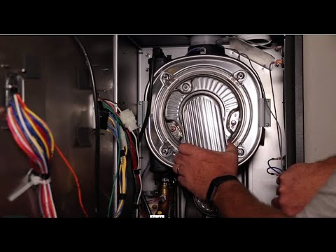 Cleaning The Heat Exchanger In A K2 And K2 Combi High Efficiency Boiler