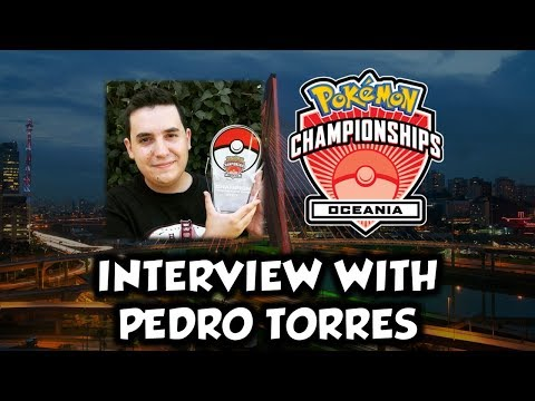 Interview with Pedro Torres | Top 4 at the Latin American International Championship