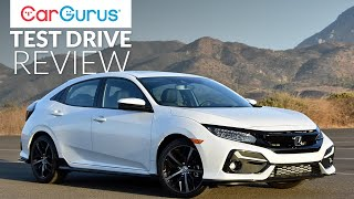 2020 Honda Civic Hatchback | A compact car you'll love to drive