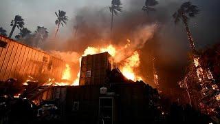 Kalifornien: Feuerinferno fordert 9. Todesopfer