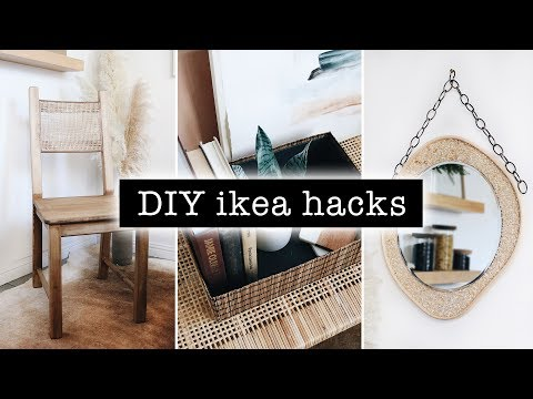 DIY IKEA HACKS With Lone Fox (Aesthetic + Affordable)  | XO, MaCenna
