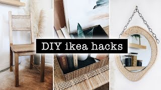 DIY IKEA HACKS with Lone Fox // Aesthetic + Affordable