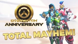 OVERWATCH TOTAL MAYHEM!