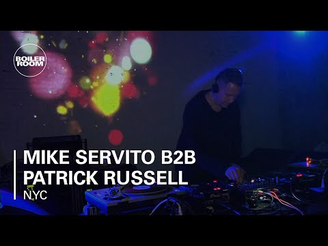 Mike Servito b2b Patrick Russell Boiler Room NYC x BEMF DJ Set