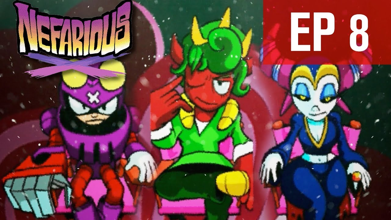 Would You Date A Super Villain Nefarious Ep 8 Youtube