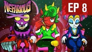 Would You Date A Super Villain? | Nefarious   Ep 8