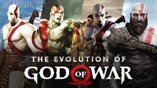 The Evolution of God of War
