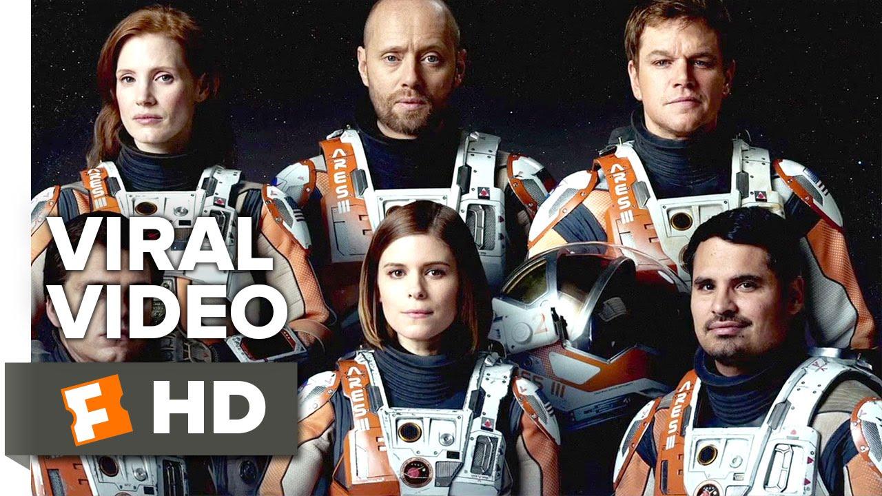 Download The Martian VIRAL VIDEO - Our Greatest Adventure (2015) - Matt Damon, Jessica Chastain Movie HD