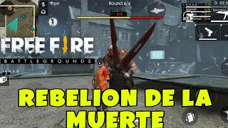 """NUEVO MODO ZOMBIE """"LA REBELIÓN DE LA MUERTE"""" EN FREE FIRE"""