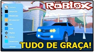NEW BUG!! ALL FOR FREE IN THE JAILBREAK GARAGE!!! ROBLOX