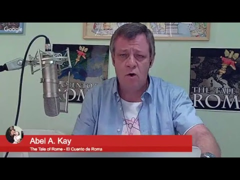 Abel Kay - Podcasting From a Writer's Standpoint - International Podcast Day 2017