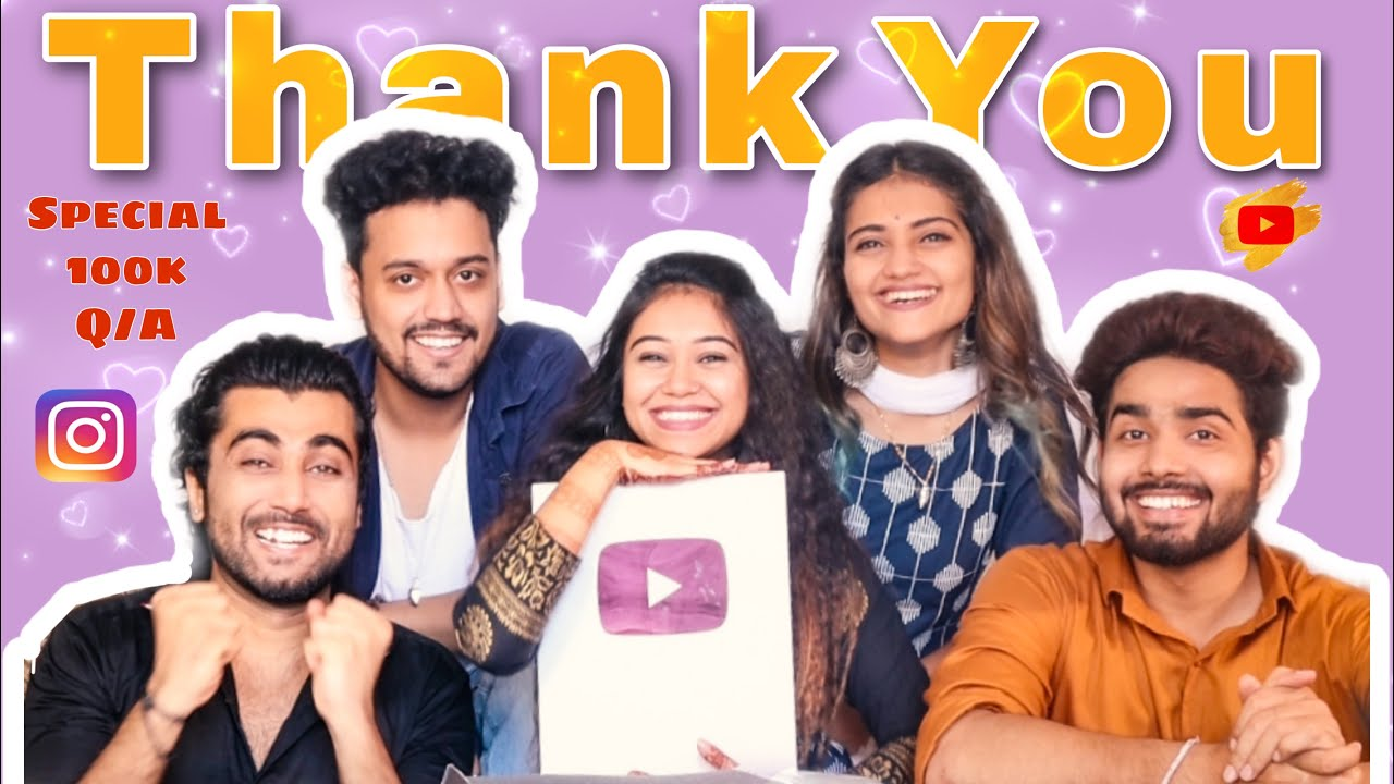 Silver Play Button Unboxing & 100k Special Q/A | Noor Afshan