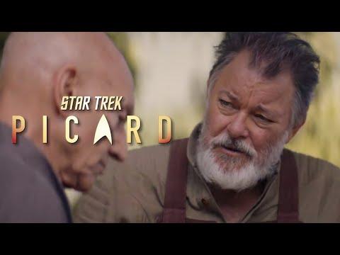 Star Trek: Picard - Official Promo Звездный путь. Пикар. Промо 6-ой серии в озвучке от HamsterStudio