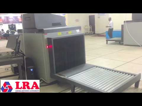 LRA Modern Electronic Scanning Machine Training