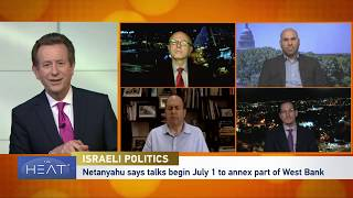 The Heat: Netanyahu goes on trial+Israel's new unity government