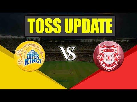 IPL 2018: Chennai Super Kings Vs Kings XI Punjab,Toss Update