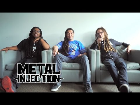 NONPOINT Talks Everything You Ever Wanted To Know About Dreadlocks! | Metal Injection