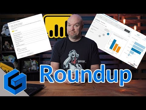 Calculation Groups, Power BI Premium, Azure AD B2B and more