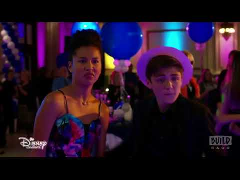 Andi Mack -  Cyrus' Bash-Mitzvah! - Andi  and Walker Dance and Jonah  Gets Jealous - CLIP