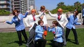 Ouran Host Club Gathering Anime Expo 2007