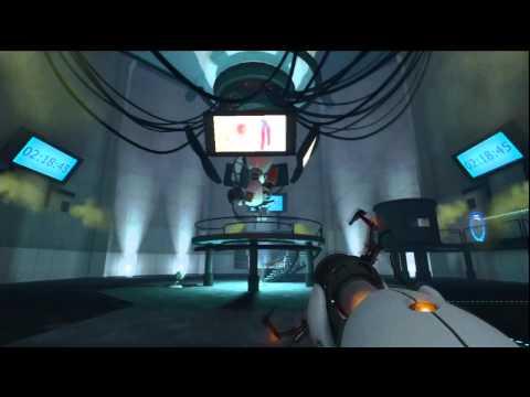 Portal 1 Ending HD