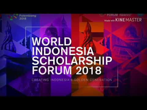 World Indonesia Scholarship (WISH) Forum 2018_Video 1