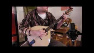 Saltarello Nr2 ~ Medieval Music: Mandola / Octave Mandolin / Irish Bouzouki