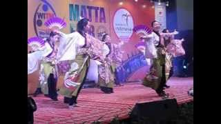 MATTA FAIR: 6-8 SEPT 2013- Japanese Dance Performance by Japan National Tourism Organisation