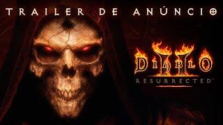 Trailer de anúncio de Diablo® II: Resurrected™