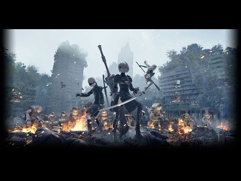 NieR Automata PC Port thoughts - Some major issues