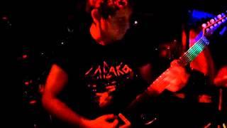 SALVATION DENIED - Live @ Moskito Rock Bar, San Juan, PR - November 3, 2012