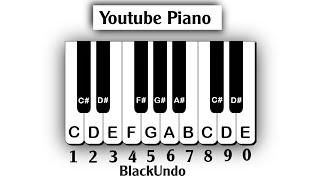 [YouTube Piano] Chơi PIANO bằng bàn phím máy tính của bạn