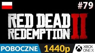 RED DEAD REDEMPTION 2 PL  #79 (odc.79 Live - POBOCZNE)  Życie na farmie i listy gończe