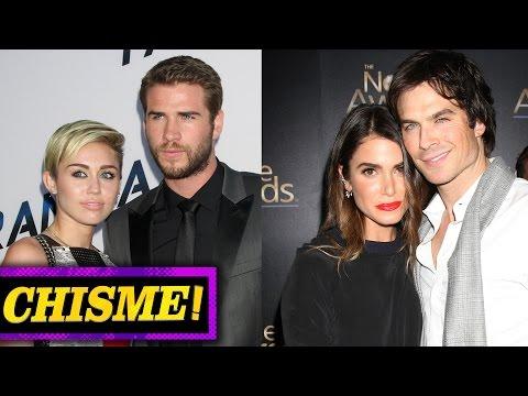 Miley Cyrus y Liam Hemsworth regresaron, Demi Lovato ha regresado a las drogas?!