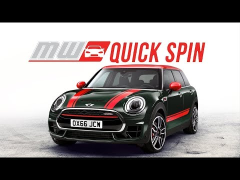 2017 MINI John Cooper Works Clubman | Quick Spin