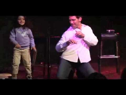 "Bill Santiago's ""Funny of (Latin) Dance"" @ Pregones Theater, New York City, June 17th!, 2010"