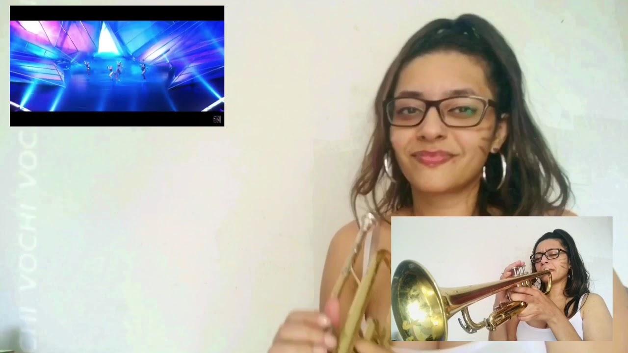 K/DA - More ft. Seraphine (Trumpet Cover by Rosana)