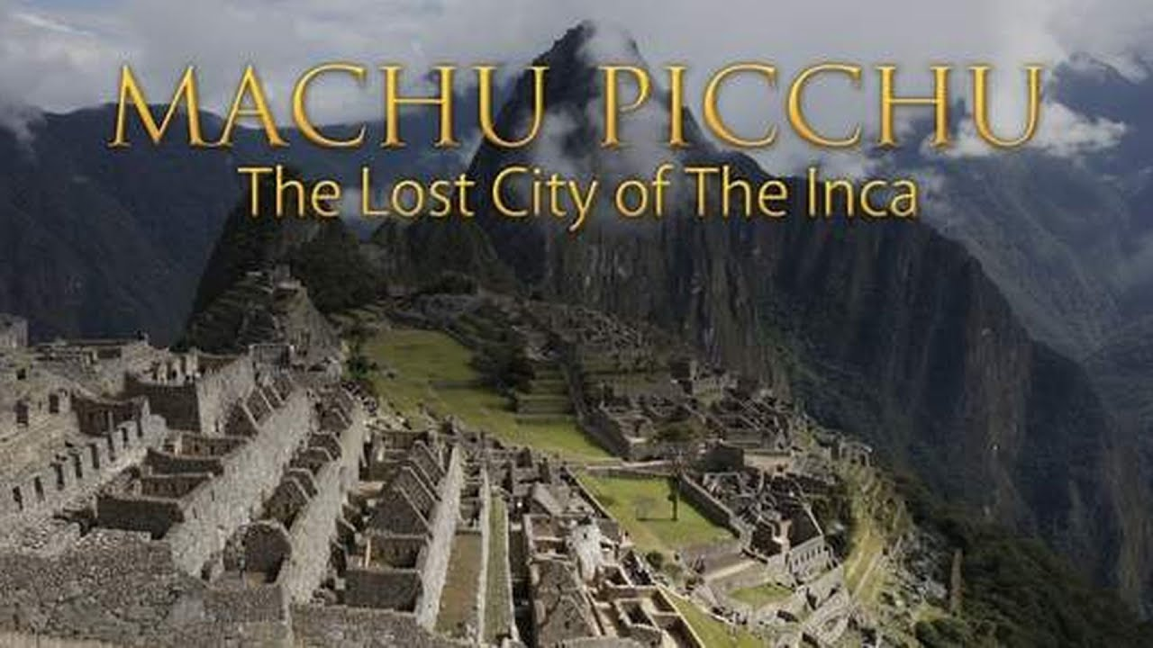 Machu Picchu  The Lost City of the Inca 360 Video - YouTube 025355505