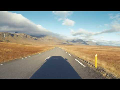 Iceland Drivelapse (Lane8 No Captain ft. Poliça )