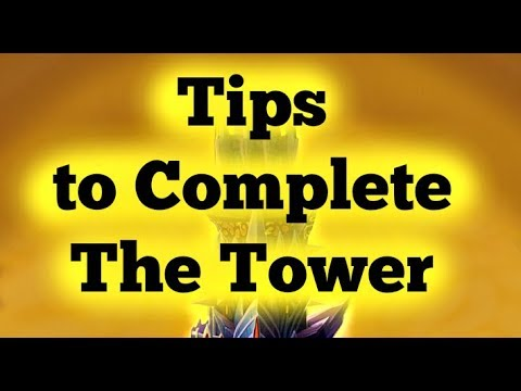 TIPS TO COMPLETE THE TOWER | HERO WARS